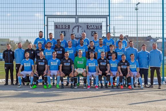 TSV 1860 III und IV 2017/2018