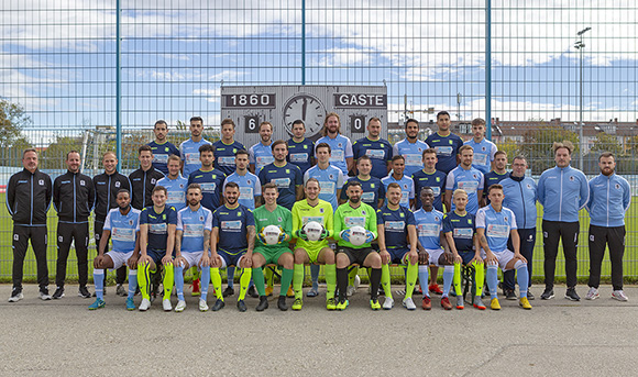 TSV 1860 III und IV 2018/2019