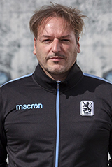 Torwart-Trainer Georgios Konstantatos