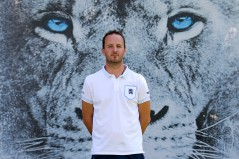 Trainer Andreas Kopfmüller. Foto: A. Wild